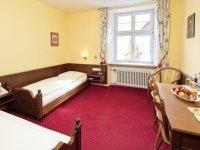 Einzelzimmer, Quelle: (c) Brauerei-Gasthof Hotel Post
