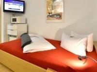 Einzelzimmer, Quelle: (c) Hotel Restaurant Rosenhof
