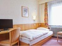 Einzelzimmer, Quelle: (c) Hotel Restaurant Pflug