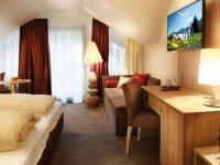 Business Einzelzimmer, Quelle: (c) Hotel Restaurant Schwarzwaldhof