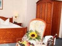 Einzelzimmer, Quelle: (c) Hotel Ascania