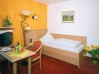Einzelzimmer Jochberg, Quelle: (c) Landhotel Gabriele