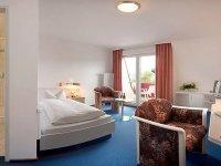 Einzelzimmer, Quelle: (c) AKZENT Hotel Sonneneck