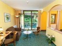 Einzelzimmer, Quelle: (c) Hotel am Kurhaus in Bad Schlema
