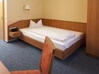 Einzelzimmer, Quelle: (c) Hotel Europa