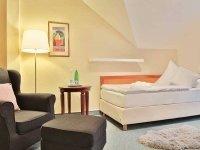 Einzelzimmer Classic, Quelle: (c) Villa Regent Spa & Wellness