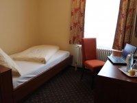 Einzelzimmer, Quelle: (c) Stadt-Gut Hotel *** Goldener Adler Schwäbisch-Hall