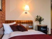 Classic Einzelzimmer, Quelle: (c) AKZENT Hotel Goldner Hirsch