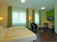 Einzelzimmer, Quelle: (c) AKZENT Hotel Restaurant Albert