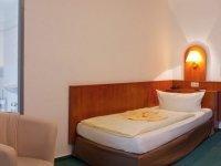 Einzelzimmer, Quelle: (c) Regiohotel Quedlinburger Hof