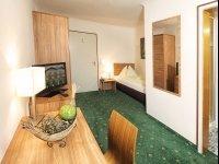 Einzelzimmer, Quelle: (c) Hotel Lindenhof
