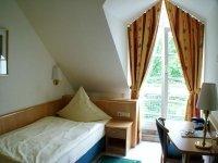 Einzelzimmer, Quelle: (c) AKZENT Hotel Posthof