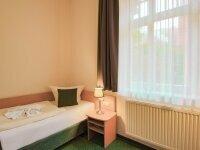 Einzelzimmer, Quelle: (c) Ferien Hotel Villa Südharz