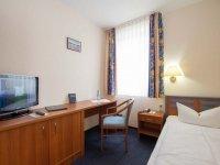 Einzelzimmer, Quelle: (c) Hotel Selliner Hof