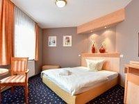 Einzelzimmer, Quelle: (c) Wellnesshotel Christinenhof & Spa
