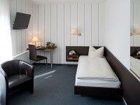 Einzelzimmer, Quelle: (c) Luckai Hotel & Restaurant