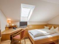 Einzelzimmer, Quelle: (c) LandKomforthotel Schöll