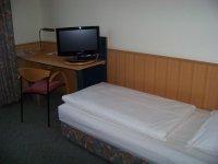 Einzelzimmer, Quelle: (c) AKZENT Parkhotel Trebbin