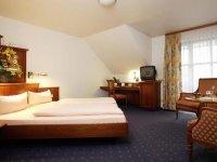 Einzelzimmer, Quelle: (c) AKZENT Hotel Alte Linde Wieling