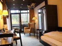 Einzelzimmer, Quelle: (c) Hotel Heide Kröpke