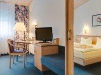 Einzelzimmer, Quelle: (c) Seehotel Luisenhof