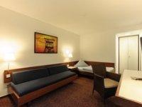 Einzelzimmer, Quelle: (c) AKZENT Hotel Böll Essen