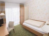 Einzelzimmer, Quelle: (c) Hotel Rohdenburg