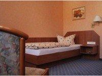 Einzelzimmer, Quelle: (c) Hotel Evabrunnen