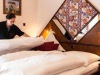 Einzelzimmer, Quelle: (c) Hotel Aggertal Zur alten Linde
