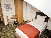 Einzelzimmer, Quelle: (c) Hotel Leo