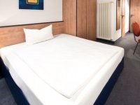 Einzelzimmer, Quelle: (c) ACHAT Comfort Köln/Monheim