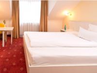 Einzelzimmer, Quelle: (c) ACHAT Comfort Heidelberg/Schwetzingen
