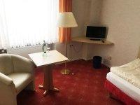 Einzelzimmer, Quelle: (c) Hotel Römerbad