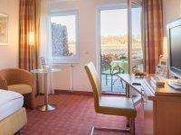Einzelzimmer, Quelle: (c) AKZENT Hotel Wersetürmken