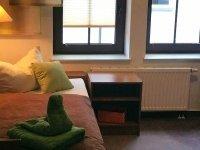 Einzelzimmer, Quelle: (c) Hotel Am Markt
