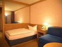 Einzelzimmer, Quelle: (c) AMEDIA Hotel & Suites Leipzig