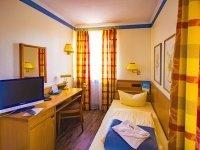 Einzelzimmer, Quelle: (c) Hotel zur Linde