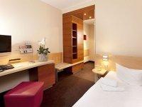 Einzelzimmer, Quelle: (c) Best Western Hotel Hohenzollern Osnabrück