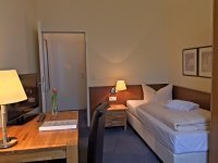 Einzelzimmer, Quelle: (c) Hotel Gersfelder Hof