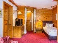 Einzelzimmer, Quelle: (c) Alpenhotel Oberstdorf