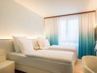 Einzelzimmer, Quelle: (c) Comfort Hotel Frankfurt Airport West