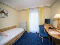 Einzelzimmer Alpenrose , Quelle: (c) Aktivhotel & Gasthof Schmelz