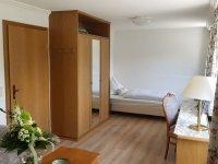 Einzelzimmer Bergblick, Quelle: (c) Berghotel Hoher Knochen