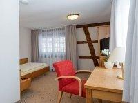 Einzelzimmer Budget Landseite, Quelle: (c) Hotel Hoeri am Bodensee