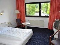 Einzelzimmer Business, Quelle: (c) Wohlfühlhotel DER JÄGERHOF