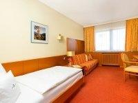 Einzelzimmer Komfort, Quelle: (c) AKZENT Hotel Altdorfer Hof