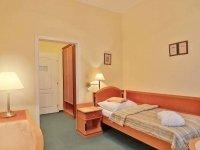 Einzelzimmer Classic, Quelle: (c) Villa Savoy Spa & Wellness
