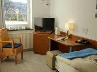 Einzelzimmer Classic, Quelle: (c) AKZENT Hotel Strandhalle