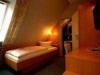 Einzelzimmer Classic, Quelle: (c) AKZENT Hotel Saltenhof