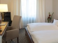 Einzelzimmer Classic, Quelle: (c) Sellhorn Ringhotel und Restaurant
